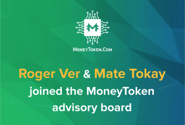 PR: Roger Ver, Founder of Bitcoin.com, and COO, Mate Tokay, Join MoneyToken Advisory Board - Bringing Benefits to the BCH Community