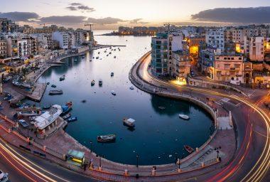 "Malta Prime Minister Welcomes Binance to Its ""Blockchain Island"""