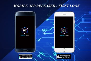 PR: Digital Ticks Just Launched First Look of Their Mobile App