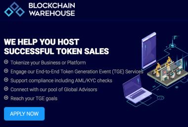 PR: Roger Ver Joins Blockchain Accelerator BlockChainWarehouse