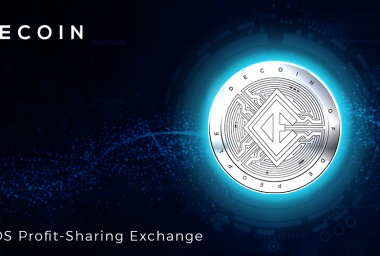 PR: Decentralized Exchange Decoin Launches Its Initial Coin Offering - Profit Sharing by Proof of Stake