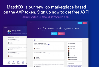 PR: aXpire Introduces MatchBX to the Blockchain Community