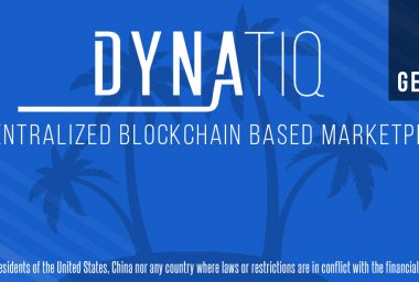 PR: Dynatiq Announces ICO for Their Blockchain Based Domains & Websites Marketplace