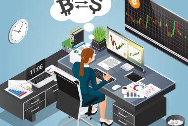 OTC Cryptocurrency Desks Trade Billions Over Skype