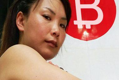 One Championship MMA Fighter Mei Yamaguchi Sponsored by Bitcoin.com