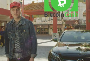 Make Bitcoin Great Again via Viral Videos: a Tale of Two Coins