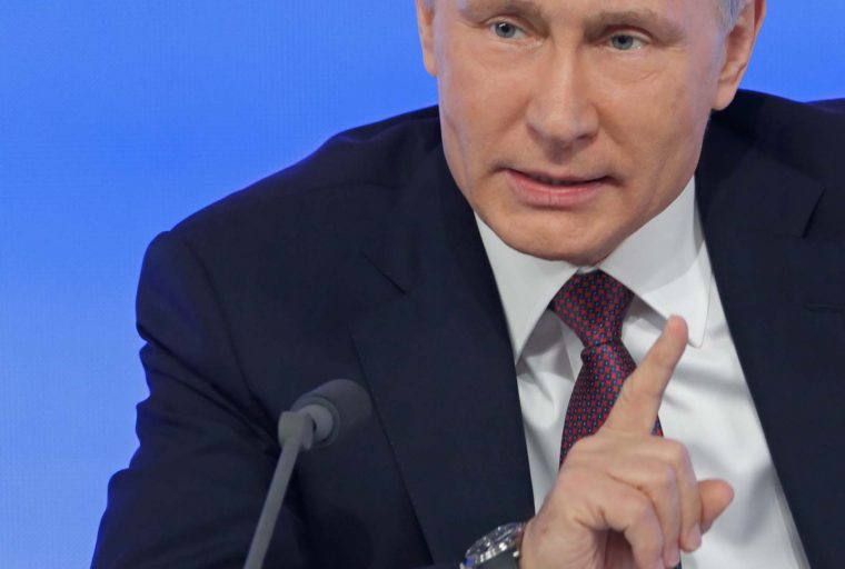 Putin: Cryptocurrency Has Its Place, No State Can Have Own Crypto