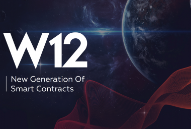 PR: W12 - a Platform Raising New Generation of Smart Contracts - Winner at the World Blockchain Forum (NYC)