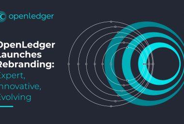 PR: OpenLedger Launches Rebranding