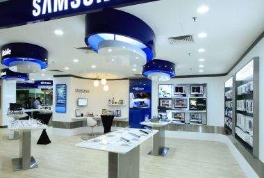 (UPDATED) Samsung Stores in the Baltic States Still Don't Accept Cryptocurrencies