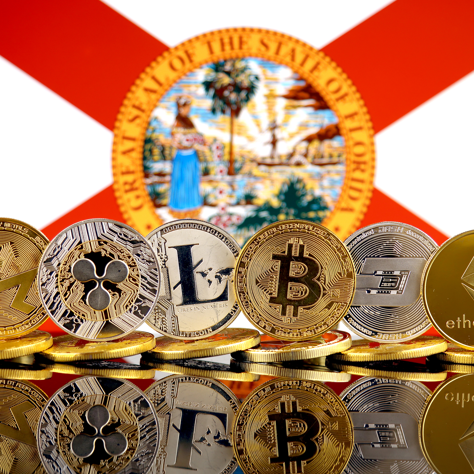 """Florida CFO Advocates Creation of State """"Cryptocurrency Chief"""""""