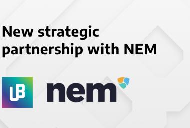 PR: NEM and Unibright Are Announcing a Strategic Partnership