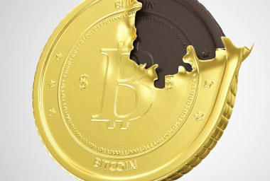 How About Walmart Chocolate Bitcoins? 6 for a Dollar