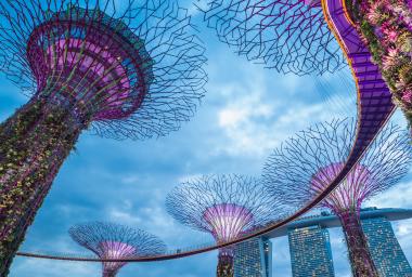 Major Korean Crypto Exchange Upbit Opens in Singapore Next Month