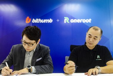 PR: Bithumb Teams up with ONEROOT to Build Distributed Decentralized Exchange