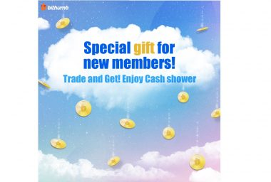PR: Bithumb to Hold Special Promotion for New Registered Foreign Users