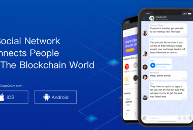 PR: Social Messaging App DappGram Launches in New York