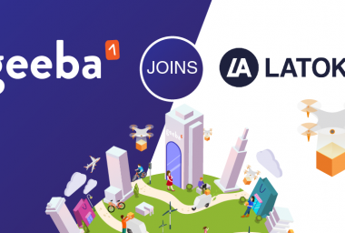 PR: Geeba Token Sale Lists on Latoken Exchange