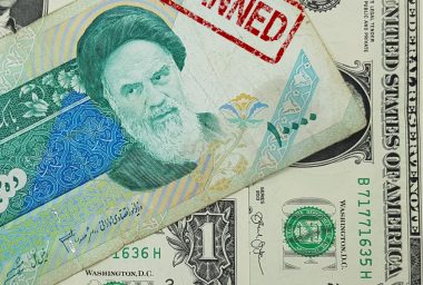 US Excludes Iran's Central Bank from the Global Financial System