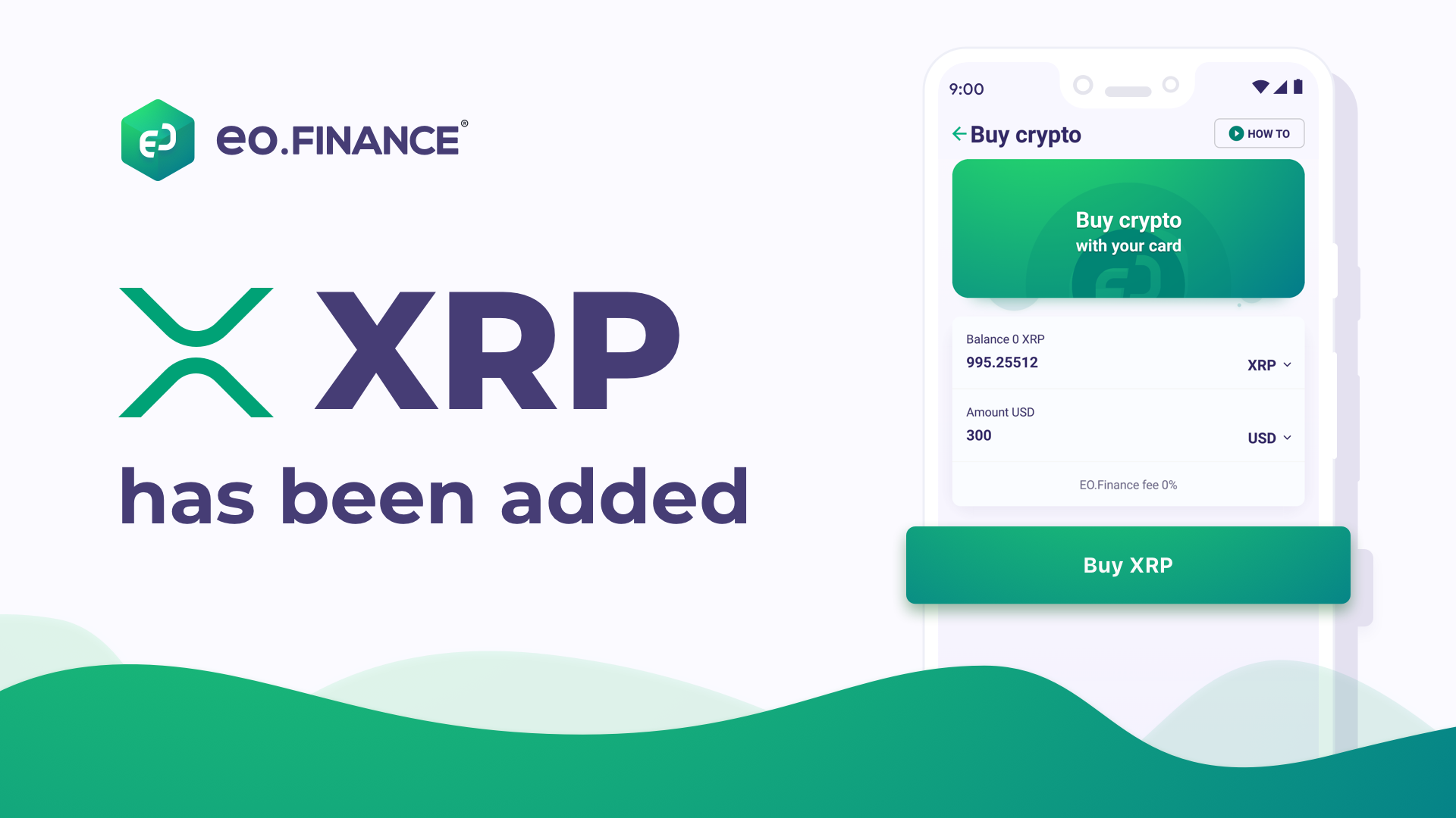XRP Is Now Available on EO.Finance