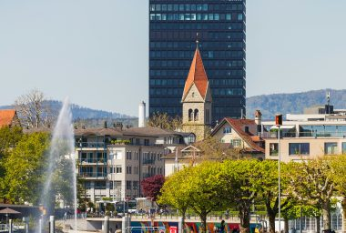Report: Swiss City of Zug Named Fastest Growing Tech Hub in Europe