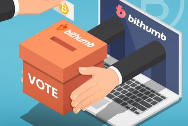 Bithumb Launches Voting Platform to Screen New Cryptocurrencies