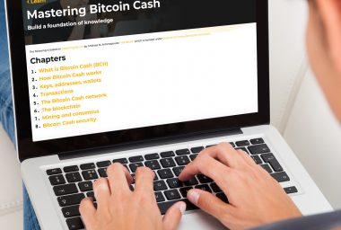 Learn About the BCH Network With Bitcoin.com's 'Mastering Bitcoin Cash'