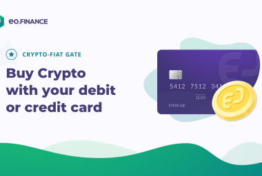 PR: Buy Crypto with Credit or Debit Card Using EO.Finance