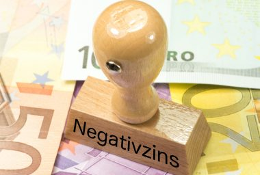 German Banks Increasingly Charging Retail Clients Negative Interest Rates