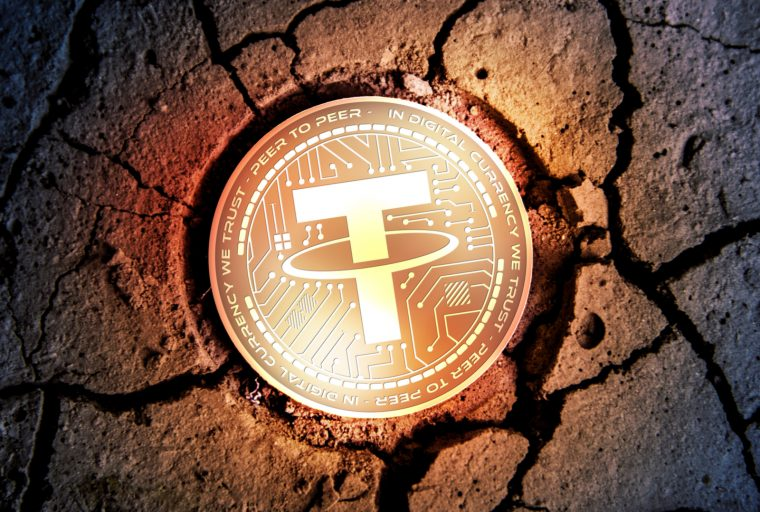 USDT Volume Up Despite Tether's Stablecoin Dominance Dropping