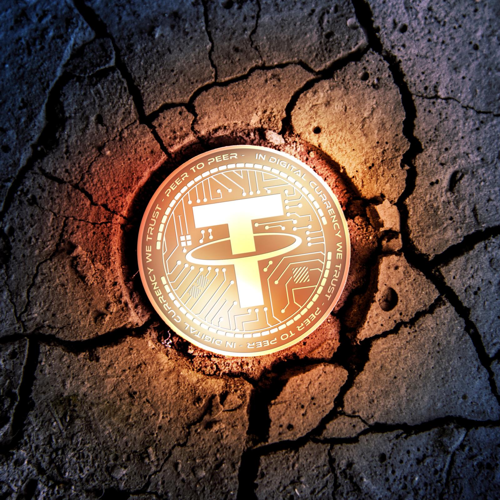 USDT Trade Volume Up Despite Drop in Tether's Stablecoin Dominance