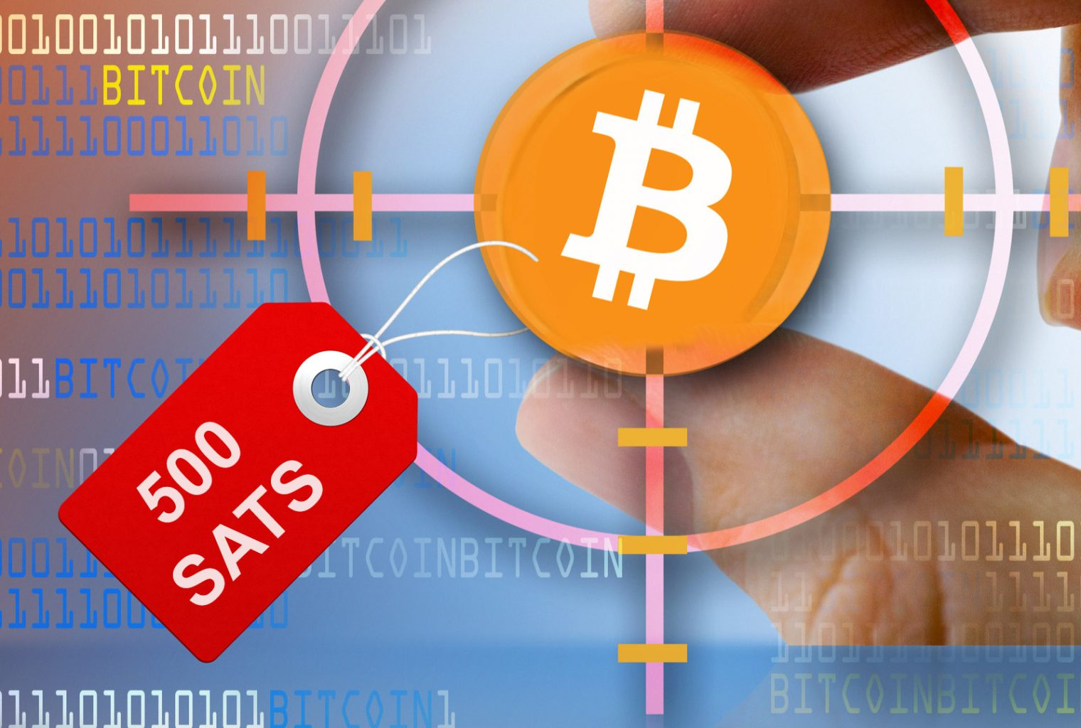 It's Time We Began Pricing Things in Satoshis