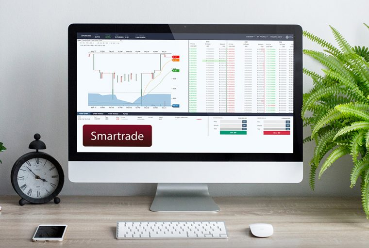 PR: Smartrade Launches Cryptocurrency Exchange