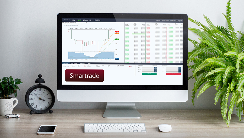 Smartrade Launches Cryptocurrency Exchange