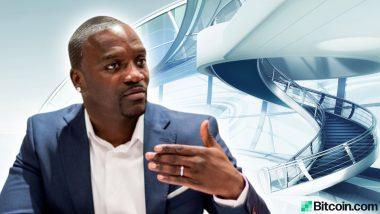$6 Billion Akon City Underway: Akon Says Cryptocurrency Will Empower Africans