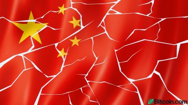 Chinese Authority Freezes Thousands of Cryptocurrency Traders' Bank Accounts