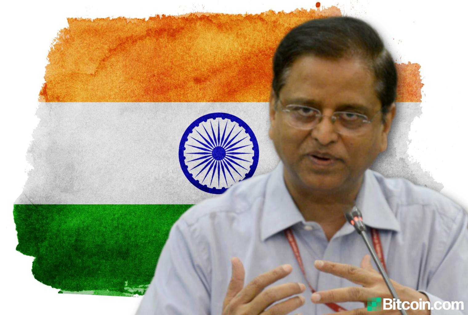Former Indian Finance Secretary Subhash Garg on the Future of Crypto