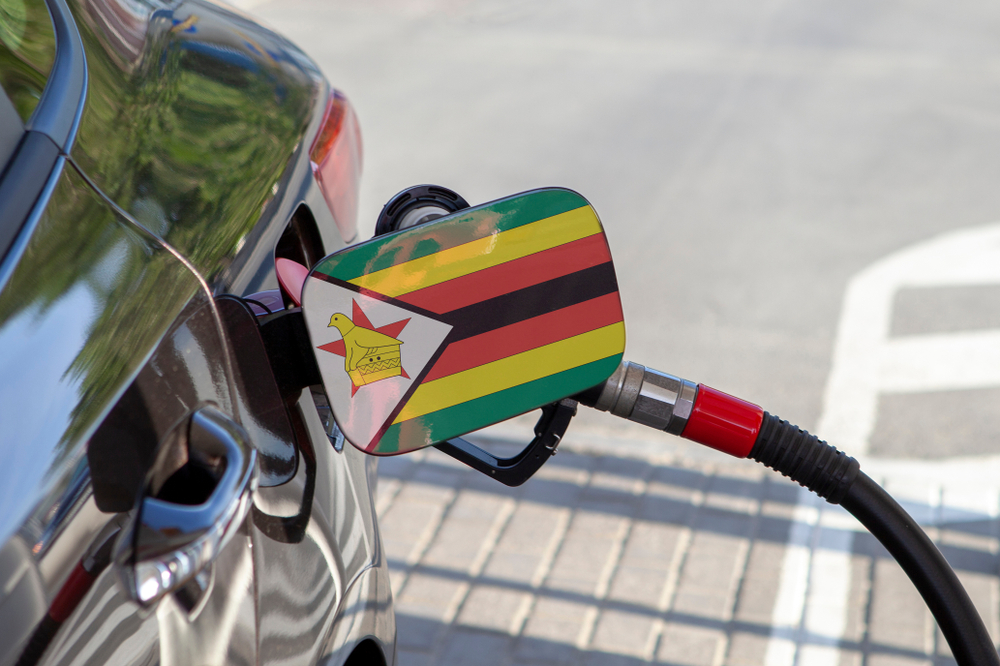 Report From Within Shut Down Zimbabwe: A Government That's Crippled Its Own Economy