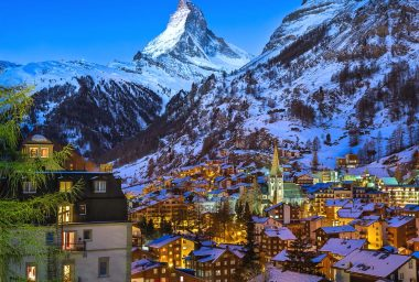 Defying Crypto Winter, Swiss Crypto Valley Grows to 750 Companies