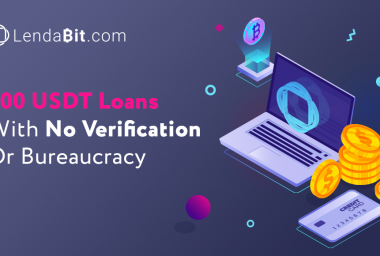 PR: LendaBit.com Launches Excellent P2P Service for Unverified Borrowers PR: LendaBit.com Launches Excellent P2P Service for Unverified Borrowers