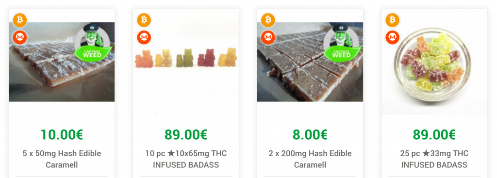 Unusual Goods You Can Purchase on the Darknet With Cryptocurrency