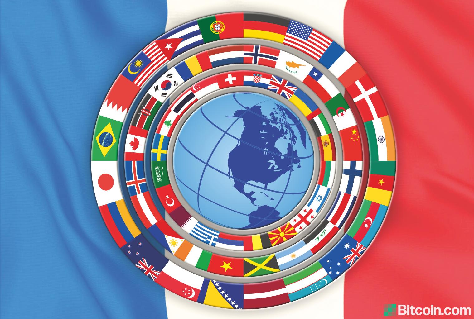 French Court Considers Bitcoin Money, Cryptocurrencies Legitimized in South Korea, Australia, India