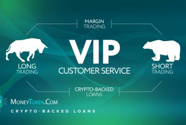 PR: MoneyToken Launches VIP Services for Big Crypto Investors