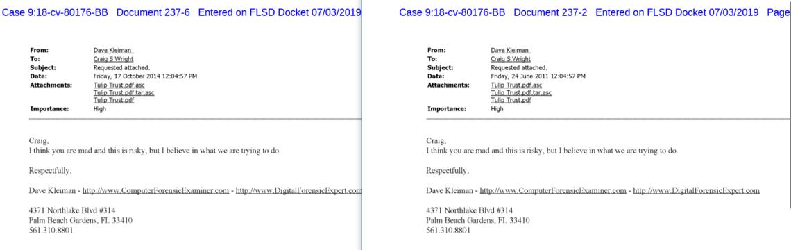 Experts Dissect Craig Wright's 'Satoshi' Testimony and Court Documents