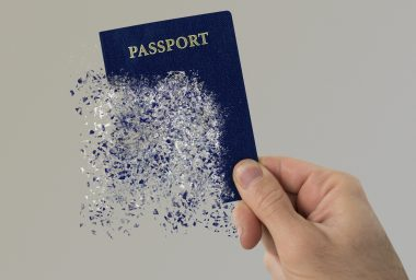 IRS Revoking Passports Shows How Government Erodes Everything We Hold Dear