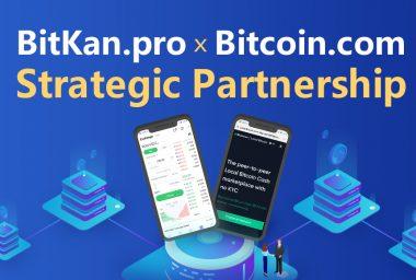 PR: Bitkan and Bitcoin.com Announce Strategic Partnership