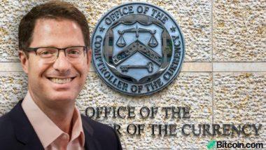 Top US Banking Regulator Reveals Positive Cryptocurrency Regulation Coming in Weeks