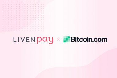 Liven Announces Strategic Partnership with Bitcoin.com