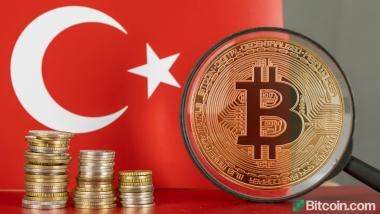 Bitcoin Adoption Soars in Turkey Amid High Inflation, Lira Hitting Record Low