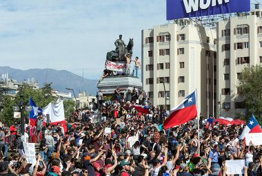 Cash Runs Dry at ATMs as Protests Escalate in Chile